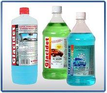 Car glass washers